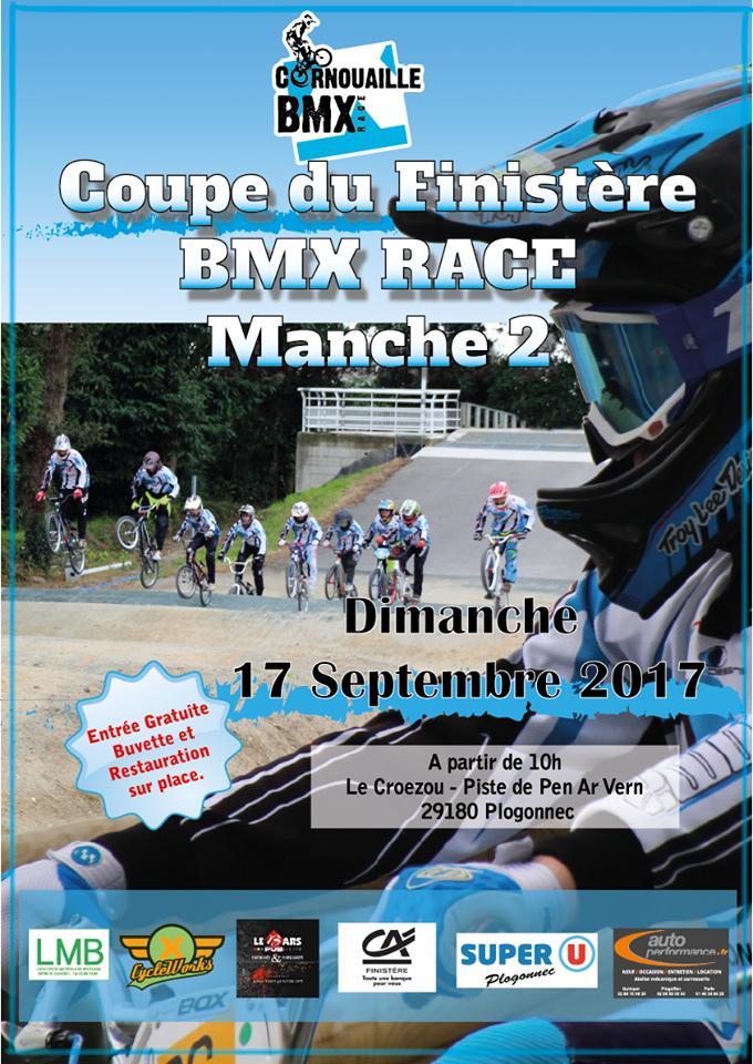 Coupe Du Finist 232 Re De Bmx Race Plogonnec